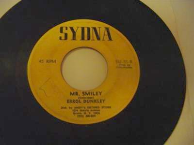 ERROL DUNKLEY - MR SMILEY - SYDNA { 2098